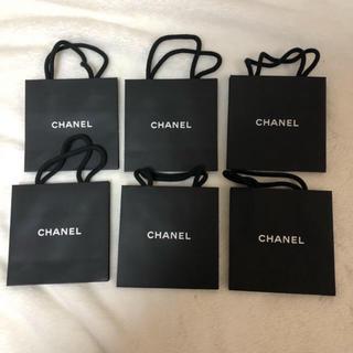 シャネル(CHANEL)のCHANEL ショップバッグ(ショップ袋)