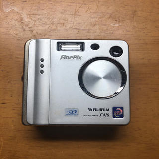 【カメラ】FINEPIX FUJIFILM F410(コンパクトデジタルカメラ)
