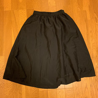 ジーユー(GU)のGUスカート(ひざ丈スカート)