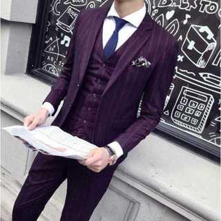 定番 セットアップ 結婚式 スーツジャケット 司会者 zb452(セットアップ)