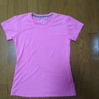 ナイキ(NIKE)のナイキ T シャツレディース(Tシャツ(半袖/袖なし))