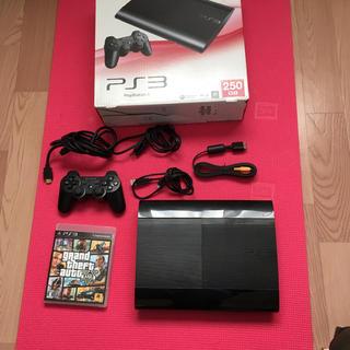 プレイステーション3(PlayStation3)のPS3本体&GTA5(家庭用ゲーム本体)