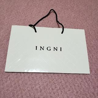 イング(INGNI)のイング☆ショップ袋(ショップ袋)