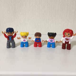 レゴ(Lego)のレゴ デュプロ   家族(積み木/ブロック)