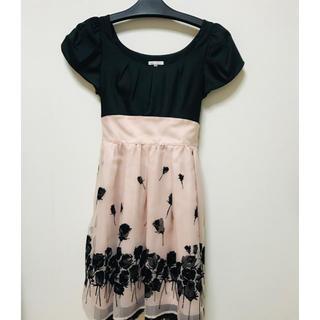 レストローズ(L'EST ROSE)の美品♡レストローズ パーティードレス(その他ドレス)