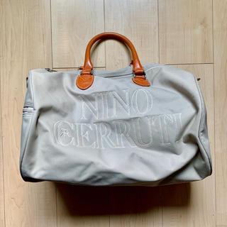 NINO CERRUTI / ニノセルッティ ボストンバッグ(ボストンバッグ)