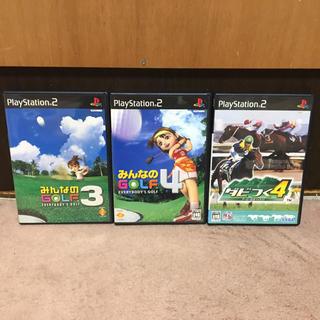 プレイステーション2(PlayStation2)のプレステ2(家庭用ゲームソフト)