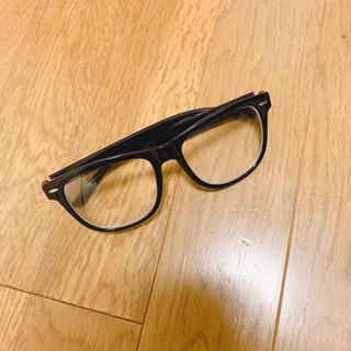 伊達眼鏡(サングラス/メガネ)