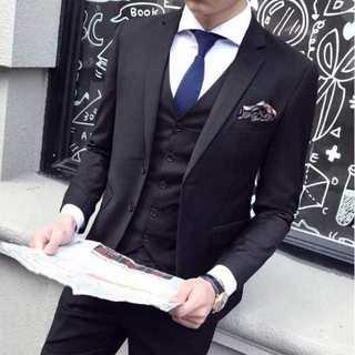 定番 セットアップ ビジネス 披露宴 スーツジャケット zb451(セットアップ)
