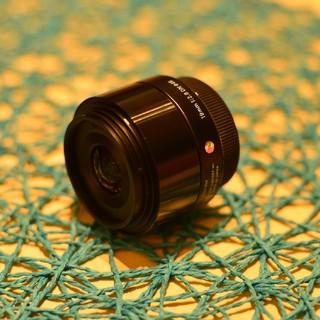 シグマ(SIGMA)のSIGMA 19mm f2.8 DN Art マイクロフォーサーズマウント(レンズ(単焦点))