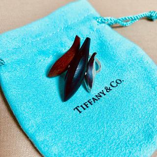 ティファニー(Tiffany & Co.)のTIFFANY[ティファニー] フランク・ゲーリー 3 フィッシュ リング(リング(指輪))
