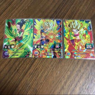 ドラゴンボール(ドラゴンボール)のスーパードラゴンボールヒーローズ ケール キャベ カリフラ UM6(カード)