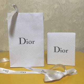 クリスチャンディオール(Christian Dior)のDior 紙袋 ショップ袋(ショップ袋)