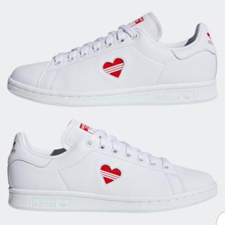 adidas - 新品未使用 アディダス  スタンスミス ハート