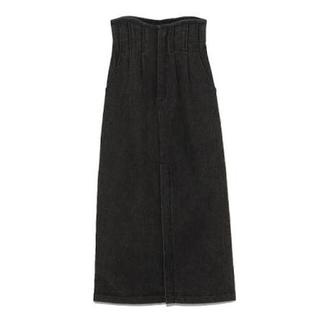 snidel - ハイウエストタイトロングスカート