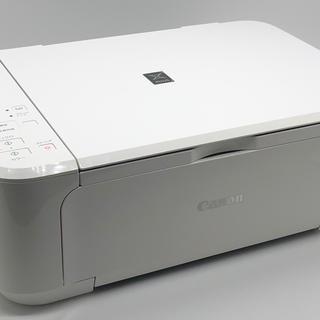 キヤノン(Canon)のCanon インクジェットプリンター複合機 PIXUS MG3530(PC周辺機器)