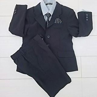 120センチ男の子スーツ