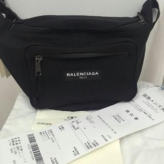 バレンシアガ(Balenciaga)のBALENCIAGA ナイロンウエストポーチ 18ss(ウエストポーチ)