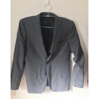 スーツ Y4 グレー千鳥格子柄(セットアップ)