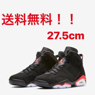 NIKE - 27.5【最安値】NIKE AIR JORDAN 6 INFRARED