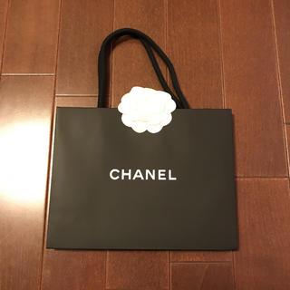 シャネル(CHANEL)の高級ブランドCHANELシャネルのショッパー(ショップ袋)