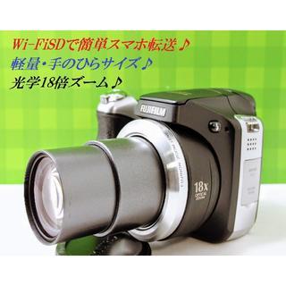 富士フイルム - ♦️ スマホ転送OK!手ぶれ補正・望遠ズーム!ファインピクス S8100fd