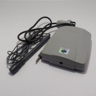 ニンテンドウ64(NINTENDO 64)の任天堂64 VRSユニット NUS-020(その他)