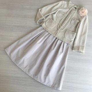 リフレクト(ReFLEcT)のユナイテッド アローズ ジャケット/リフレクト スカート スーツ 入学式 9号(スーツ)