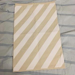 オフホワイト(OFF-WHITE)のショップ袋(ショップ袋)