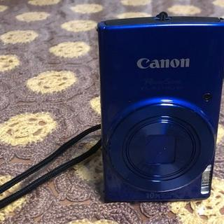 キヤノン(Canon)のCanon POWERSHOT ELPH 190 IS BLUE(コンパクトデジタルカメラ)