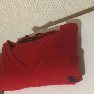 バーバリーブラックレーベル(BURBERRY BLACK LABEL)のセーター(ニット/セーター)