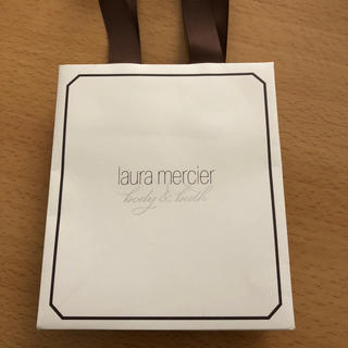 ローラメルシエ(laura mercier)のローラメルシエ  ショップ袋 紙袋 ショッパー(ショップ袋)