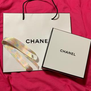 シャネル(CHANEL)のCHANEL 箱、袋(ショップ袋)