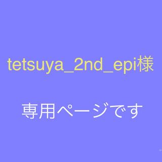 tetsuya_2nd_epi様専用(クッション)