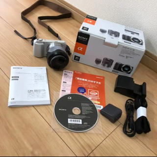 ソニー(SONY)のSONY ミラーレスカメラ NEX-C3(ミラーレス一眼)