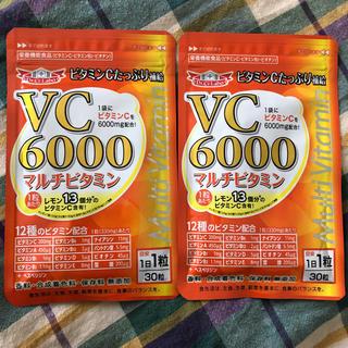 ドクターシーラボ(Dr.Ci Labo)のマルチビタミン vc6000 60日分(ビタミン)