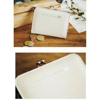 ビュルデサボン(bulle de savon)のビュルデサボン  財布 リンネル付録(財布)