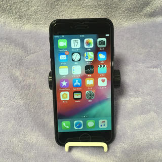 iPhone 7 Jet Black 256 GB Softbank送料無料
