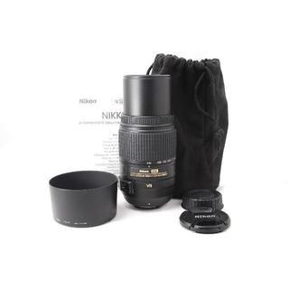 ニコン(Nikon)の★極上品★Nikon AF-S 55-300 4.5-5.6G ED VR(レンズ(ズーム))