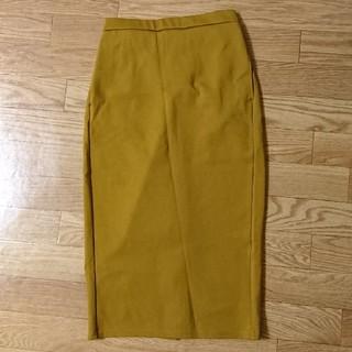 ジーユー(GU)のGU ジーユー☆新品☆ミドル丈 タイトスカート M(ロングスカート)
