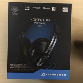 ゼンハイザー(SENNHEISER)のSENNHEISER Momentum wireless ヘッドホン(ヘッドフォン/イヤフォン)