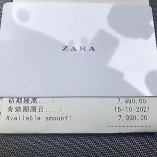ザラ(ZARA)のZARA カード 500円お得!(ニット/セーター)
