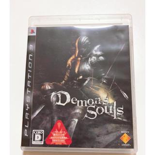 プレイステーション3(PlayStation3)のPlayStation3  デモンズソウル(家庭用ゲームソフト)