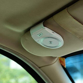 車載用 ワイヤレス Bluetoothスピーカー スピーカーホン ハンズフリー