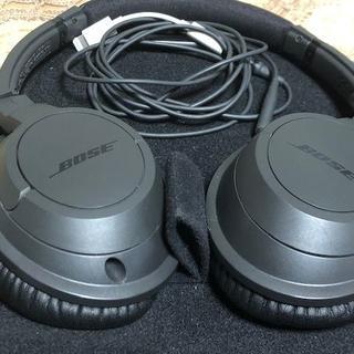 ボーズ(BOSE)のボーズBose SoundTrue around-ear headphones(ヘッドフォン/イヤフォン)