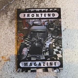 最新刊●FRONTEND MAGAZINE vol.46 新品(その他)