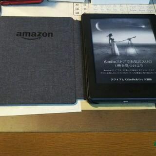 Kindle 第8世代 無印 カバー付き 箱無し(電子ブックリーダー)