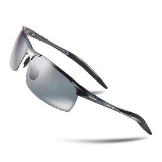スポーツサングラス 偏光レンズ 超軽量・UV400・紫外線カット(サングラス/メガネ)