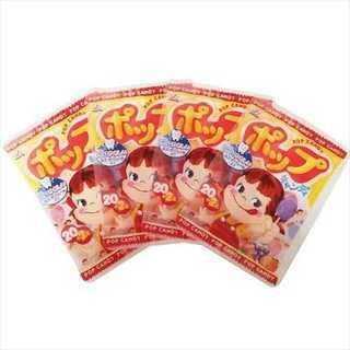 RM5803 ペコちゃん ジッパーバッグ ポップキャンディ peko(その他)