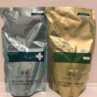 ディーエイチシー(DHC)のDHC 薬用 スカルプケアシャンプー、コンディショナー詰め替え用(シャンプー)